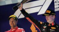 Afbeelding: Doornbos: 'Lach Verstappen op podium boodschap aan Red Bull'