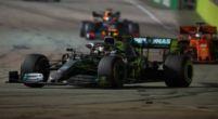 """Afbeelding: """"Mercedes dacht onterecht dat Verstappen en Ferrari in verkeer zouden vastzitten"""""""