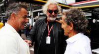 """Afbeelding: Briatore: """"1-2 van Ferrari in Singapore blaast Formule 1 nieuw leven in"""""""