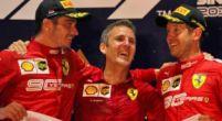 Afbeelding: 'Werkende updates van Ferrari in Singapore waardevol voor 2020'