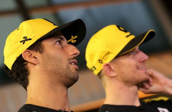 Ricciardo wants to get back to where we deserve to be after disqualification