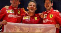 Afbeelding: Palmer houdt Ferrari in de gaten: ''Afwachten wanneer de bom barst''