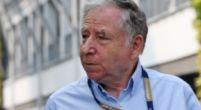 Afbeelding: FIA-president Todt ziet geen extra teams op de grid komen in 2021-seizoen