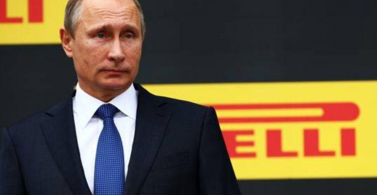Vladimir Putin backing new St Petersburg circuit to replace Sochi!