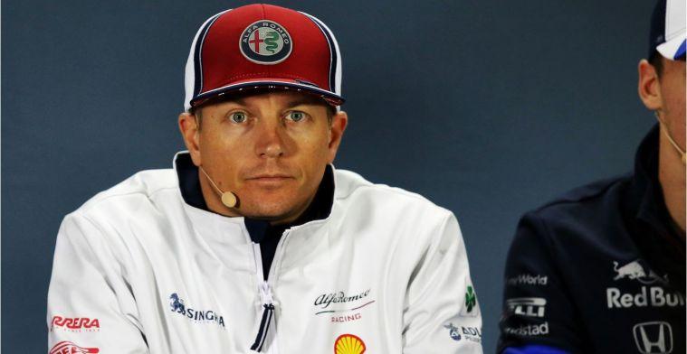 Raikkonen: Ik denk dat ik veel eerder wilde stoppen
