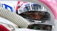 """Image: Sergio Perez says """"it's not easy to follow other cars"""" at Sochi"""