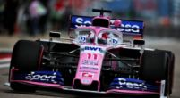 """Image: Sergio Perez: """"It's been our best Friday of the season"""""""