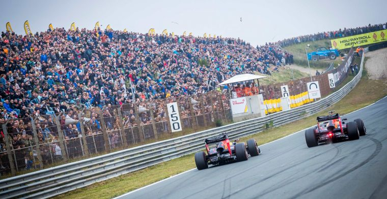 Grand Prix van Nederland zorgt mogelijk voor verplaatsing van Eredivisie
