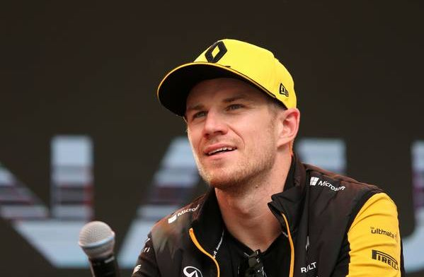 Nico Hulkenberg: Max Verstappen is way too fast for us