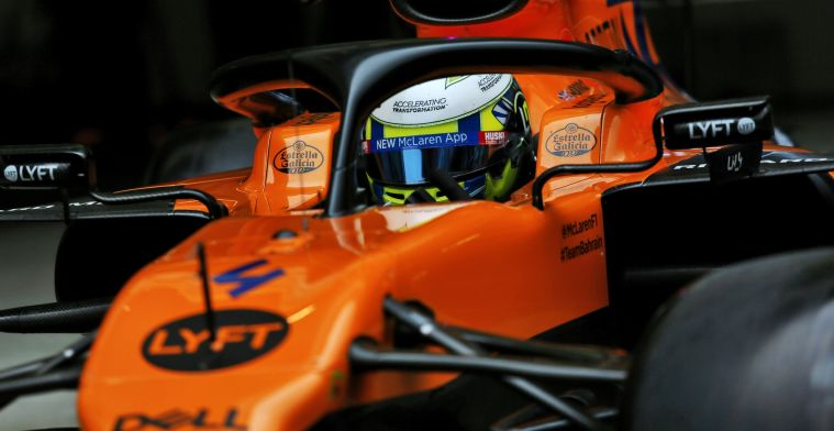 """McLaren: Mercedes is dé maatstaaf als het gaat om de motor"""""""