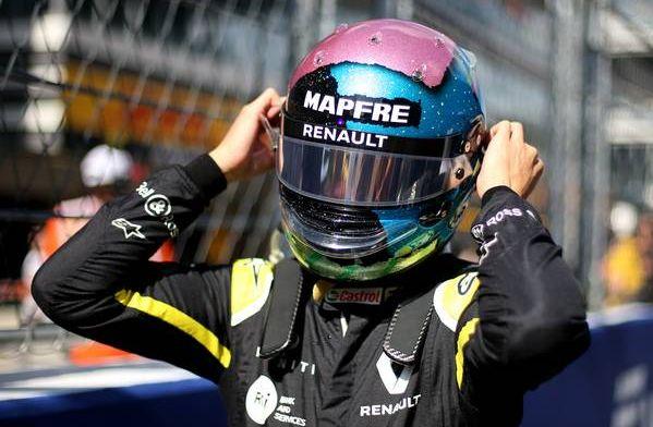 Ricciardo oneens met Villeneuve: Ik was gewoon een passagier