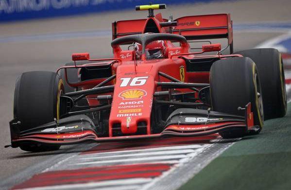 Charles Leclerc explains Ferrari team orders: I will always trust the team