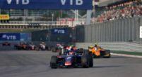 Image: Nikita Mazepin and Noboharu Matsushita given the all-clear after Russian GP crash