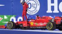 Afbeelding: BREAKING: Sebastian Vettel valt uit tijdens GP van Rusland!