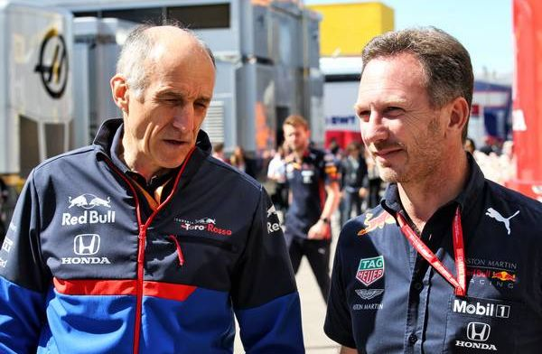 Franz Tost is optimistic and looking forward to Suzuka