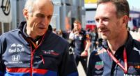 "Image: Franz Tost is ""optimistic and looking forward to Suzuka"""