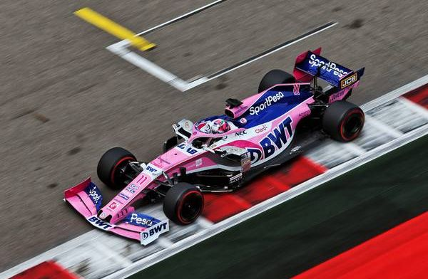 Sergio Perez says Racing Point are in the mix with Renault and McLaren