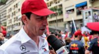 """Image: Toto Wolff believes the Ferrari engine is an """"outlier"""""""