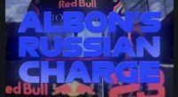 Afbeelding: Gedurfde inhaalrace van Albon op Sochi in beeld!