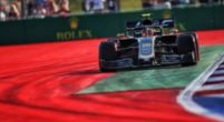 """Image: Magnussen happy with points despite """"stupid penalty"""""""