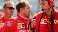 Afbeelding: Vettel vergeet Russische GP door gesprek met Binotto, simulatorwerk en karten