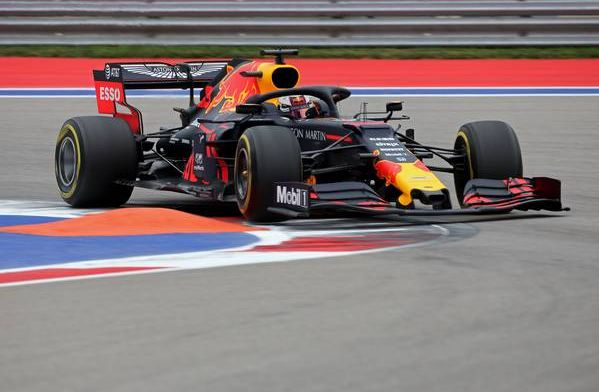 Verstappen says he is two tenths quicker than Leclerc and Hamilton!