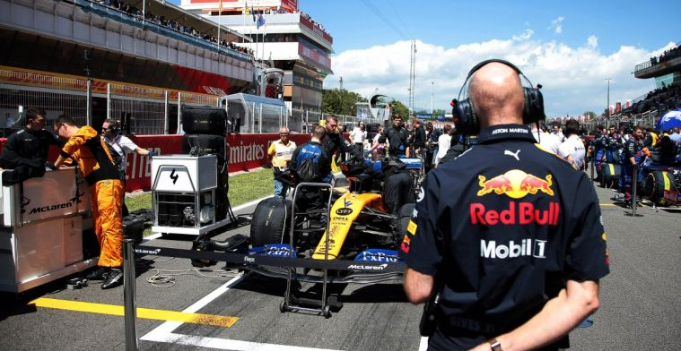 Waarom Adrian Newey niet kon aarden bij McLaren: Alles in de fabriek was grijs