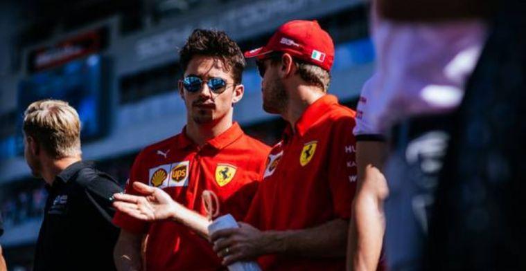 Everyone wants Leclerc, Leclerc, Leclerc