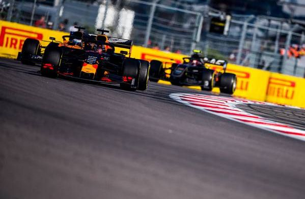 Verstappen admits that the last few races have gone against expectations