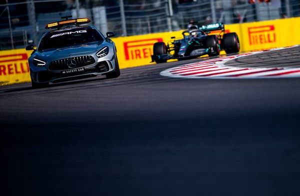 Hamilton plays down Mercedes chances for the remainder of the season