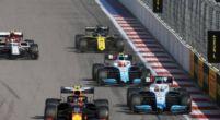 Afbeelding: Palmer over Albon in Rusland: ''Goede race van hem''