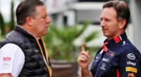 Image: Christian Horner believes there are many improvements for team to make