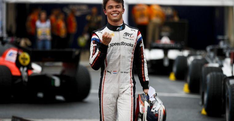 De Vries over winnen 6 uur Fuji: ''Hadden we echt niet kunnen verwachten''