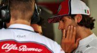Image: 'Giovinazzi deserves a place at Alfa next season!'