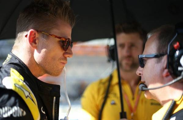 """Abiteboul: Nico Hulkenberg wouldn't achieve """"desired results"""" at Haas"""