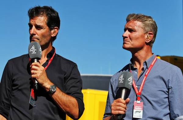 David Coulthard would like to see W Series in support of Formula 1 next year