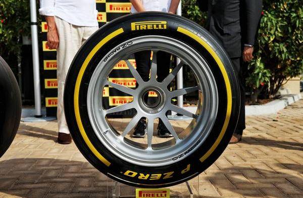 Pirelli complete final development test for 2020 F1 compound