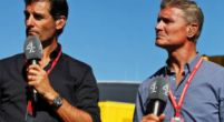 Image: David Coulthard would like to see W Series in support of Formula 1 next year