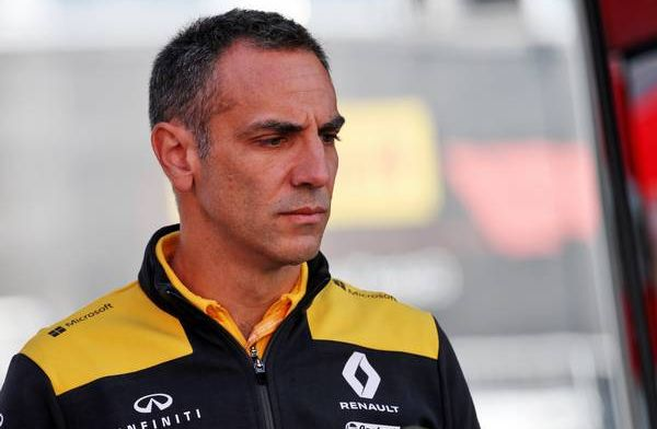 Abiteboul: Lack of junior team is preventing Renault from being top team