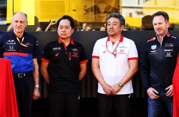 Honda: 'Vroeger was winnen mogelijk met enkel een hele sterke motor'