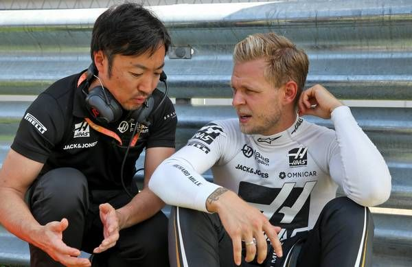 Magnussen confident Haas can continue points-scoring run in Japan