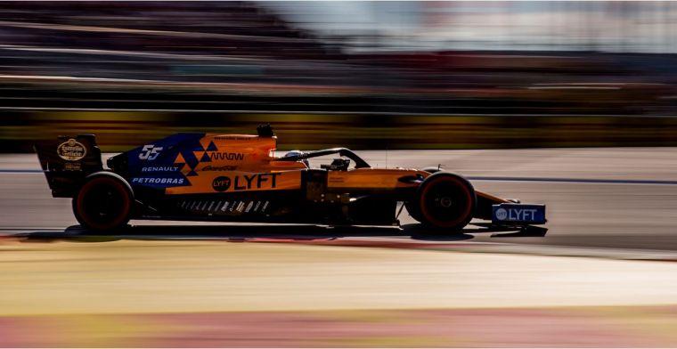 Sainz: Formule 1 zonder DRS betekent nul inhaalacties