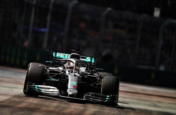 Hoe Mercedes de constructeurstitel al in Japan kan zekerstellen…