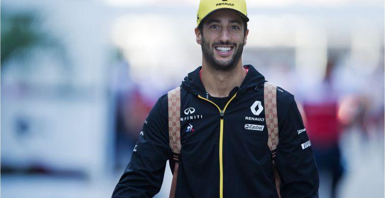 Ricciardo: We moeten de kloof met de topteams verkleinen