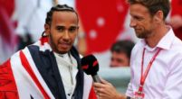 "Image: Button on his F1 teammates: Hamilton and Alonso ""extremely talented"" but Perez..."
