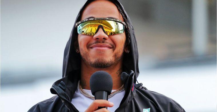 Hamilton wil Ferrari verslaan als ze op hun best zijn