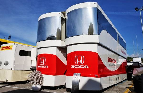Honda set to invest  €140 million on their Power Unit for 2020