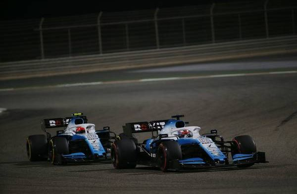 Badly run Williams deserve to be in last!
