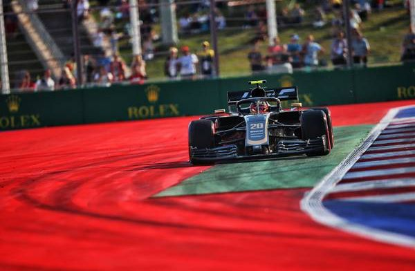 Magnussen still frustrated with Russian GP penalty!