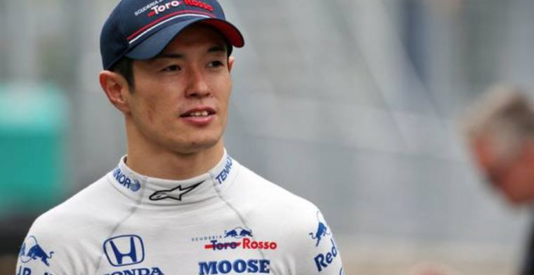 Toro Rosso drivers impressed by Yamamoto's FP1 pace!